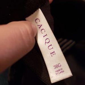Cacique Intimates & Sleepwear - Cotton Full Coverage Bra 38G